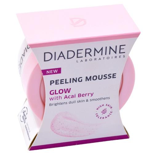 Diadermine Laboratoires Peeling Mousse Glow With Acai Berry