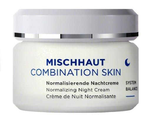 Annemarie Börlind Combination Skin Normalizing Night Cream