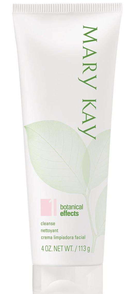 Mary Kay Botanical Effects® Cleanse Formula 1 (Dry Skin)