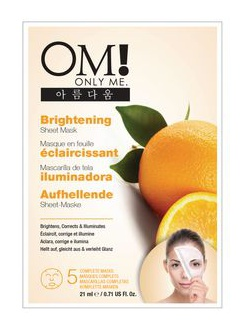 OM! Only Me Brightening Sheet Mask
