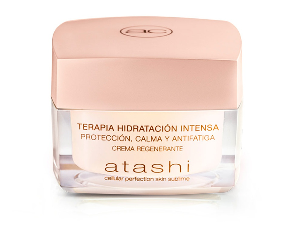 Atashi Cellular Cosmetics Terapia Hidratación Intensa