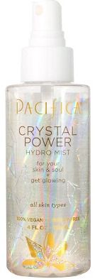 Pacifica Crystal Power Hydro Mist