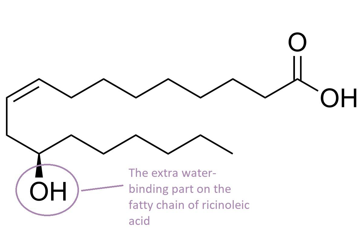 Ricinus Communis Seed Oil