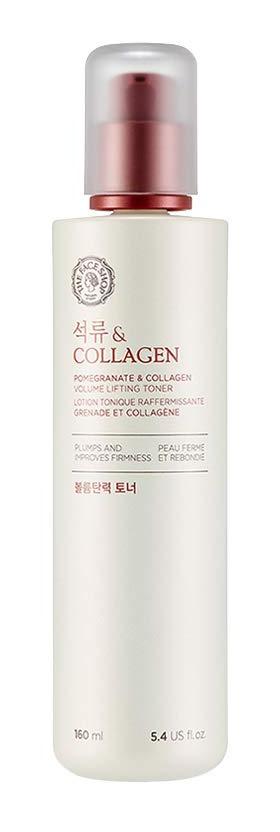 The Face Shop Pomegranate & Collagen Volume Lifting Toner