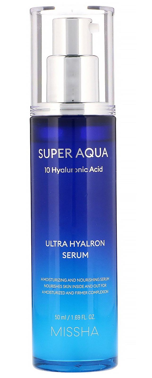 Missha Super Aqua Ultra Hyalron Serum