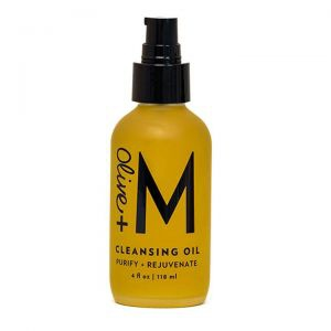 Olive + M Cleansing Oil