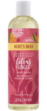 Burt's Bees Citrus & Ginger Body Wash