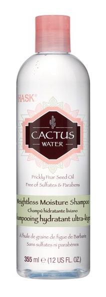 HASK Cactus Water Weightless Moisture Shampoo
