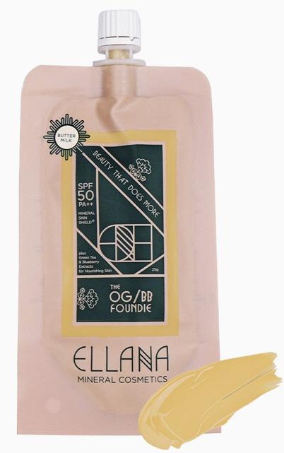 Ellana Mineral Cosmetics Original Glow BB Foundie