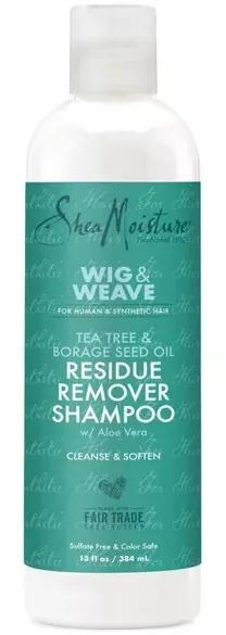 Shea Moisture Residue Remover Shampoo