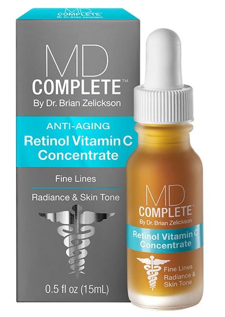 MD Complete Retinol Vitamin C Concentrate