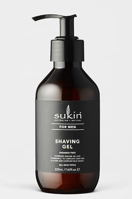 Sukin Shaving Gel
