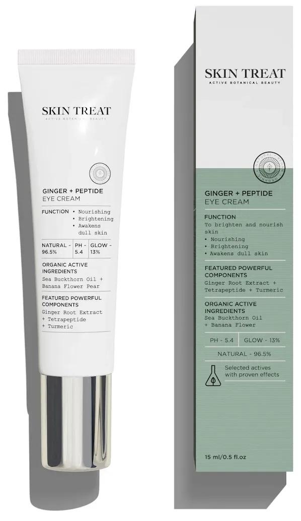 Skin Treat Ginger + Peptide Eye Cream