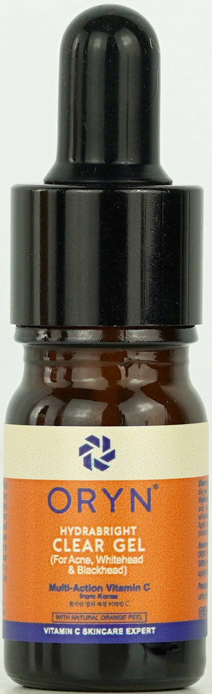 Oryn Skincare Hydrabright Clear Gel