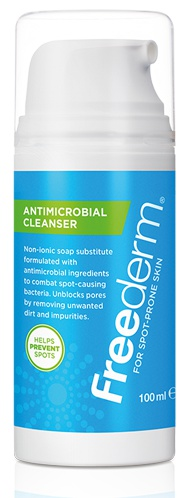 Freederm Antimicrobial Cleanser