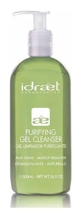 Idraet Puifying Gel Cleanser