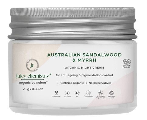 juicy chemistry Night Cream