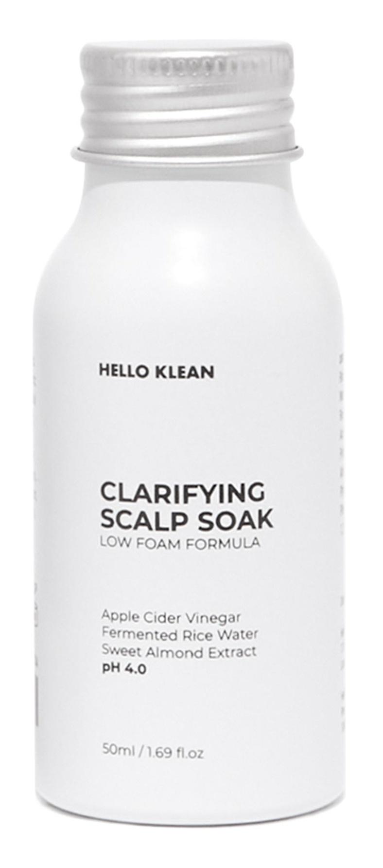 HELLO KLEAN Clarifying Scalp Soak