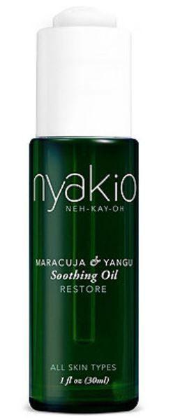 Nyakio Maracuja and Yangu Soothing Oil