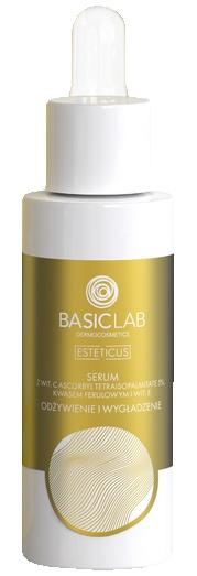 Basiclab Serum Z Witaminą C 5% Odżywienie Wygładzenie