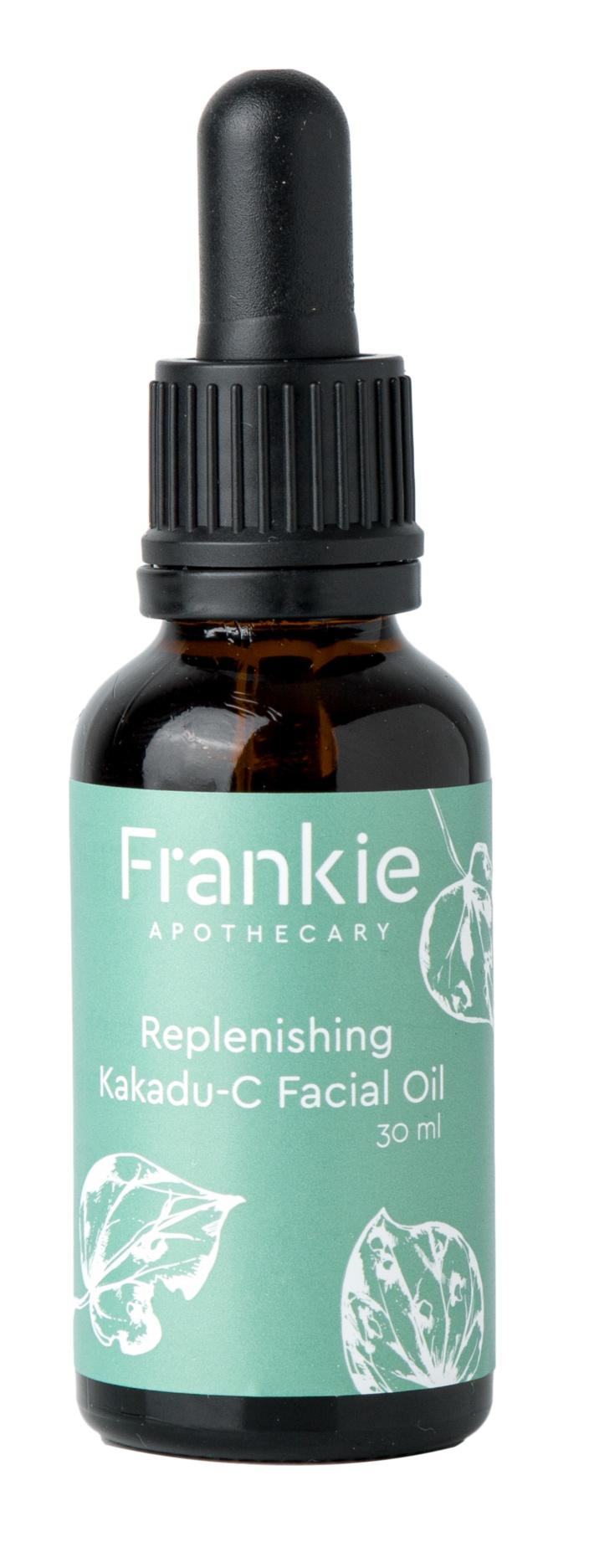 Frankie Apothecary Replenishing Kakadu-C Facial Oil