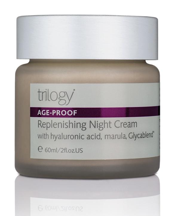Trilogy Age-Proof Replenishing Night Cream