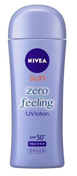 Nivea Sun Zero Feeling Uv Lotion