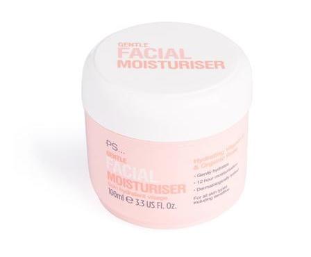 PS Facial Moisturiser With Vitamin E & Organic Rose