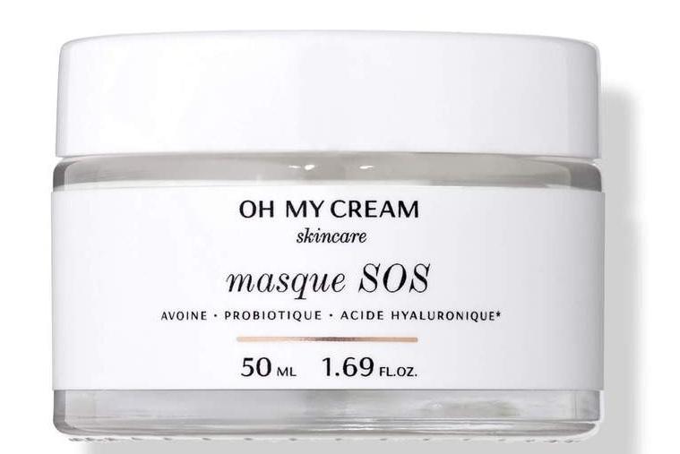 Oh My Cream Skincare Masque SOS