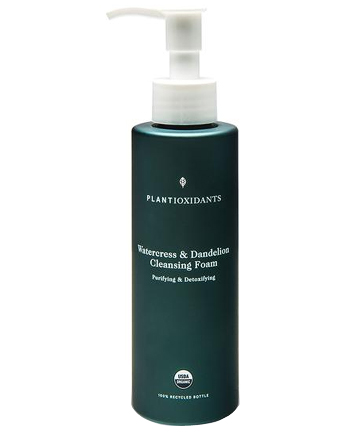 Plantioxidants Watercress & Dandelion Cleansing Foam