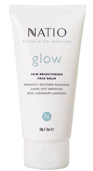 Natio Skin Brightening Face Balm