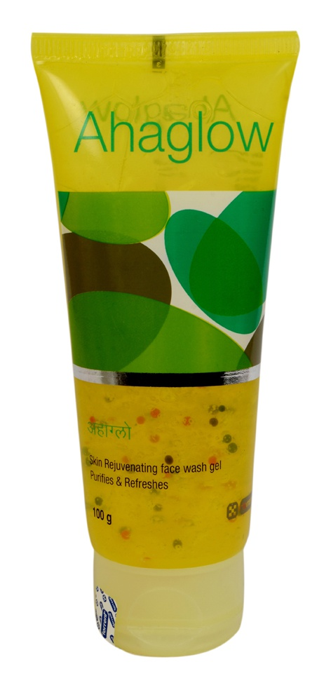 Ahaglow Skin Rejuvenating Face Wash Gel