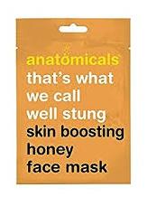 Anatomicals Skin Boosting Honey Face Mask