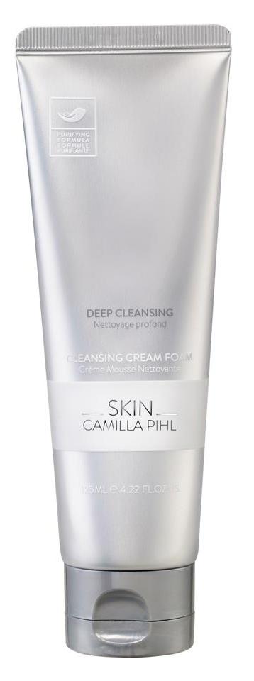Camilla Pihl Cosmetics Cleansing Cream Foam