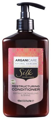 Argani Care Restructuring Conditioner Instant Detangling And Shine - Argan & Silk Protein