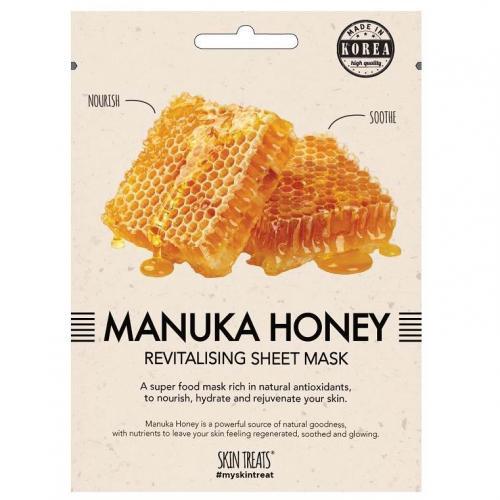 Skin Treats Manuka Honey Revitalising Sheet Mask