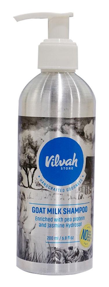 Vilvah Goat Milk Shampoo