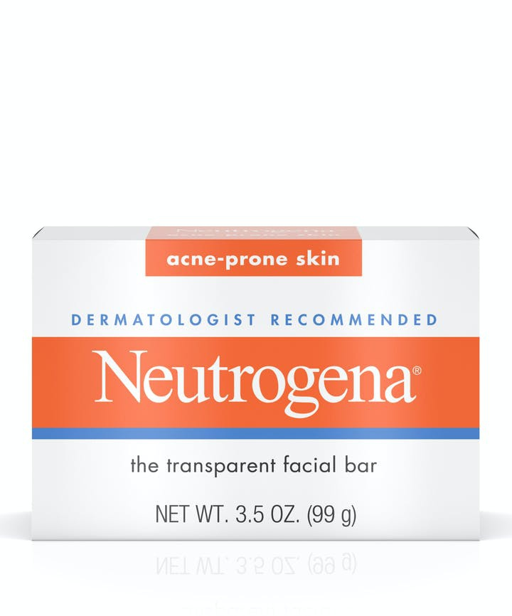 Neutrogena Facial Cleansing Bar Acne-Prone Skin