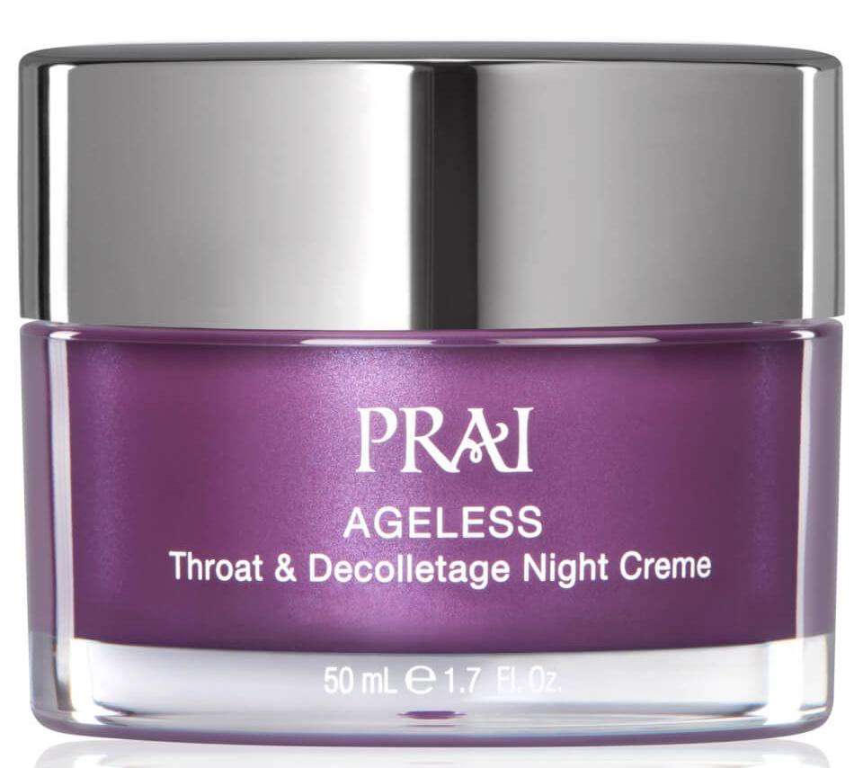 Prai Ageless Throat And Decolletage Night Creme With Retinol