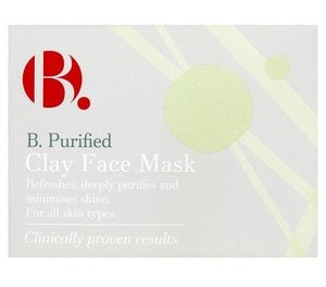 B. by Superdrug B. Purified Clay Mask