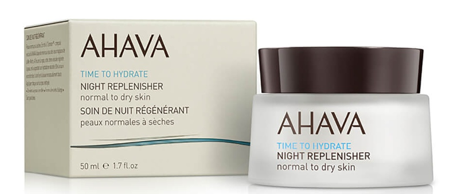 Ahava Time To Hydrate Night Replenisher