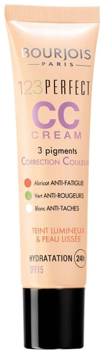 Bourjois 1,2,3 Perfect Cc Cream