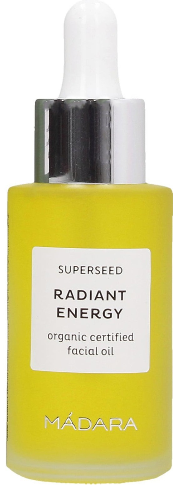 Madara Cosmetics Superseed Radiant Energy Facial Oil