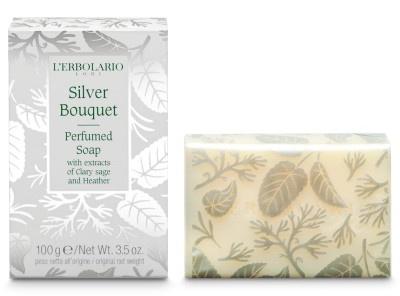 L'Erbolario Perfumed Soap Silver Bouquet