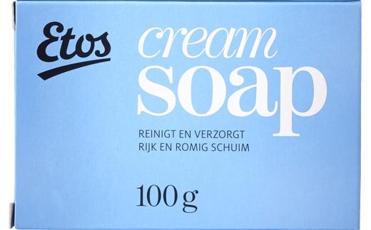 Etos Cream Soap