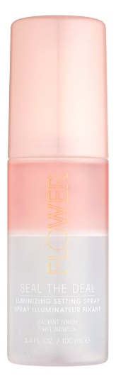 FLOWER Beauty Seal The Deal Luminizing Setting Spray