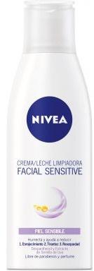 Nivea Leche Limpiadora Facial Sensitive