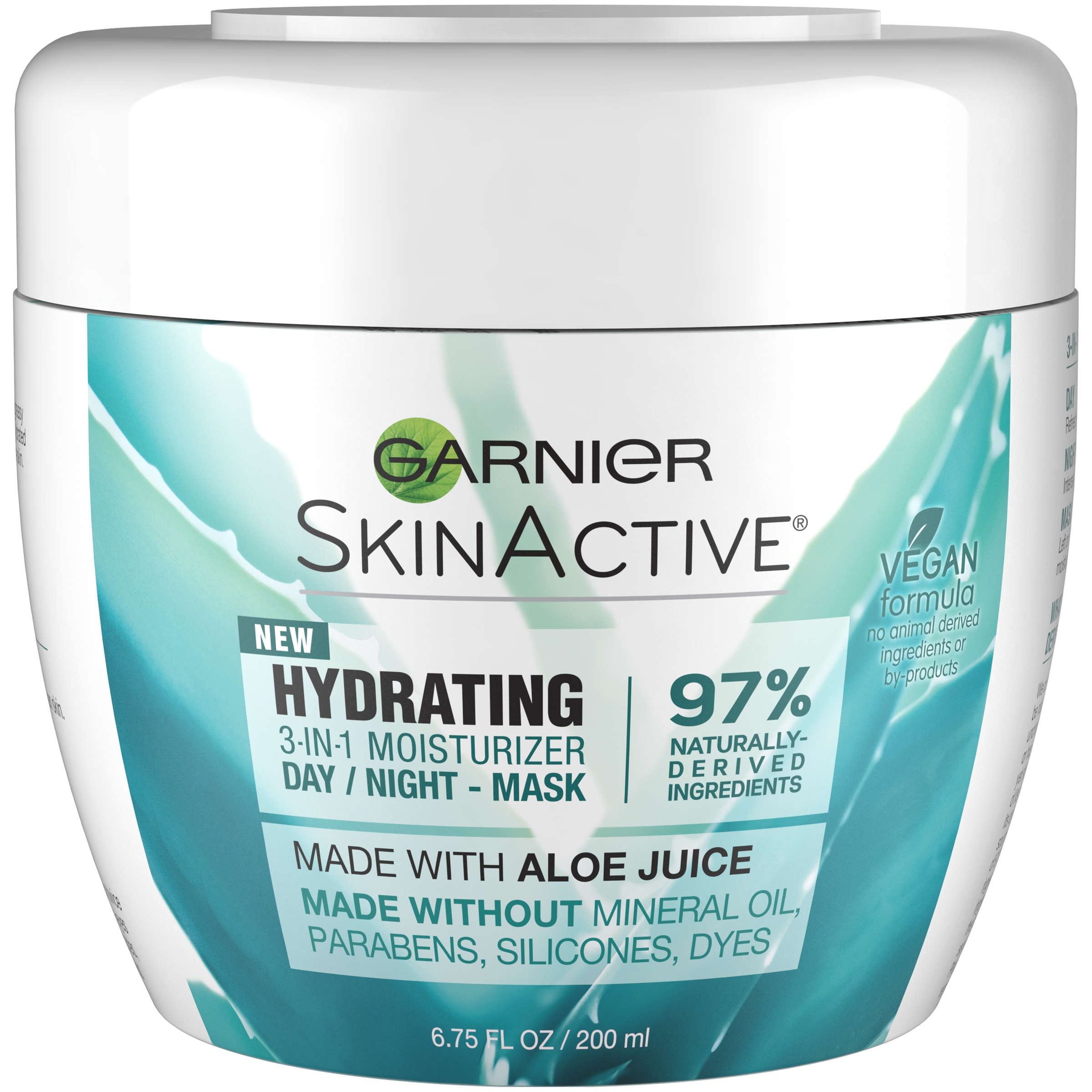 Garnier Skin Active 3 In 1 Aloe Vera + Almond