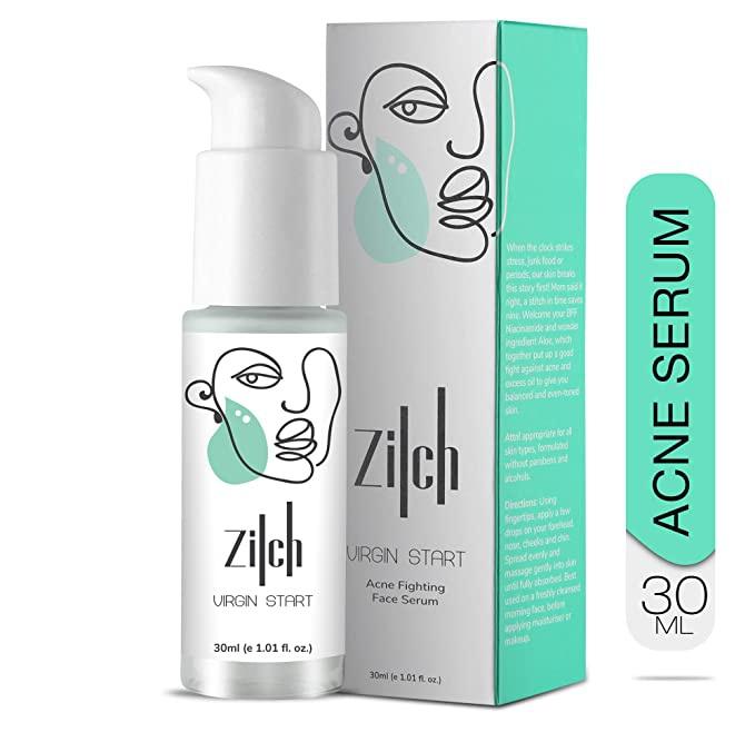 Zilch Virgin Start Acne Prevention & Scar Removal Gel Serum