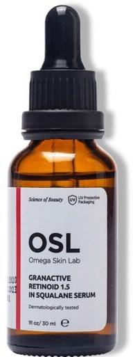 Omega Skin Lab Granactive Retinoid 1,5 In Squalene Serum